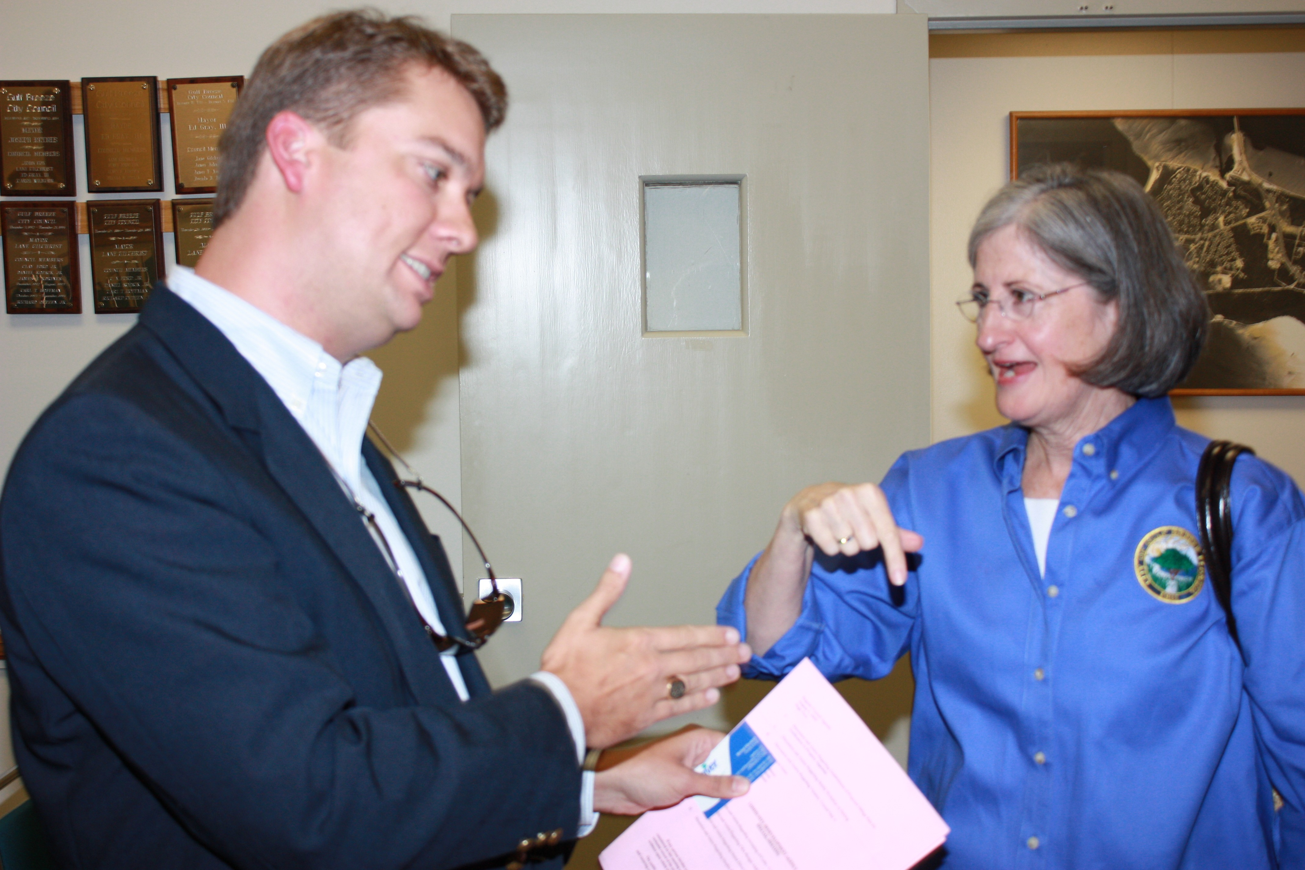 BREAKING NEWS: Morris appointed to Gulf Breeze City Council