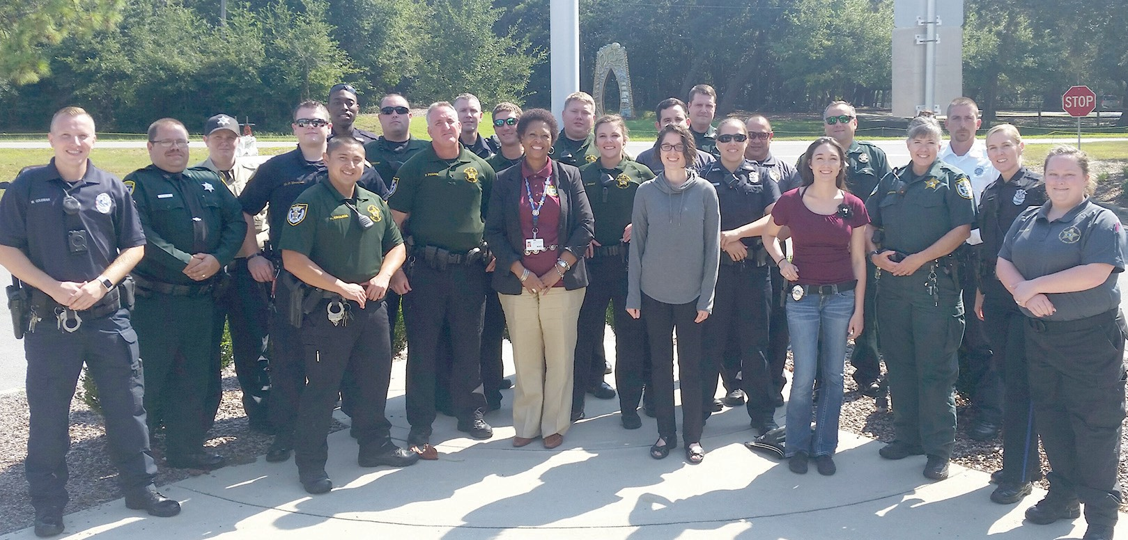 First Responders Earn Crisis Intervention Technique Certification