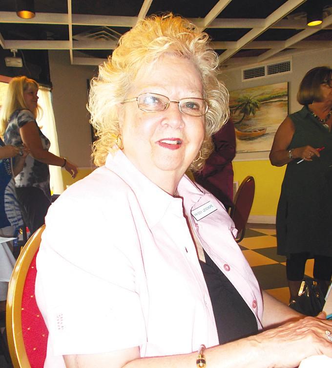 UWF honors donor 'Flash' Gordon Sprague | Gulf Breeze News