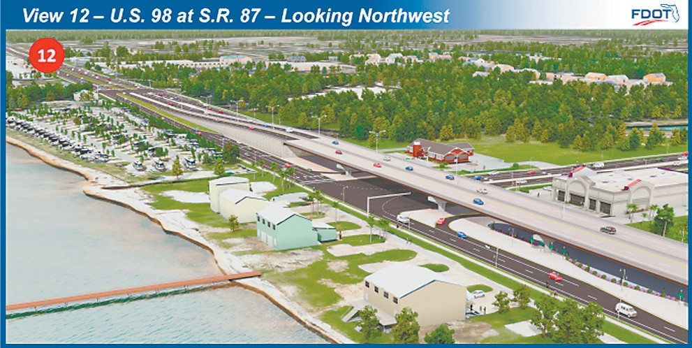 No flyover | Gulf Breeze News