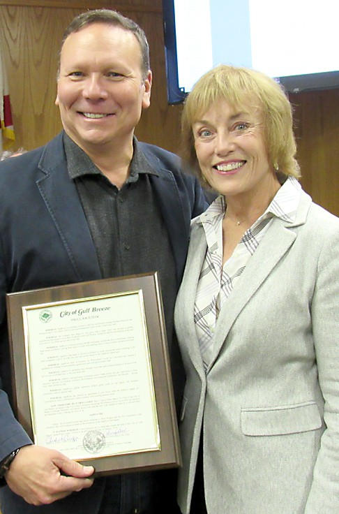 City honors AppRiver   Gulf Breeze News