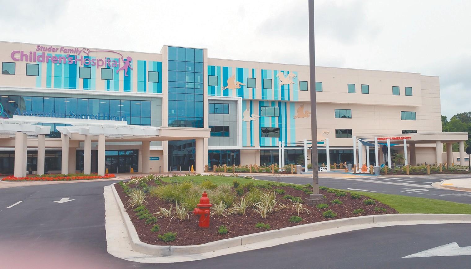 studer family children s hospital